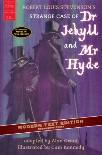 "The ""Strange Case of Dr Jekyll and Mr Hyde"" By Alan Grant"