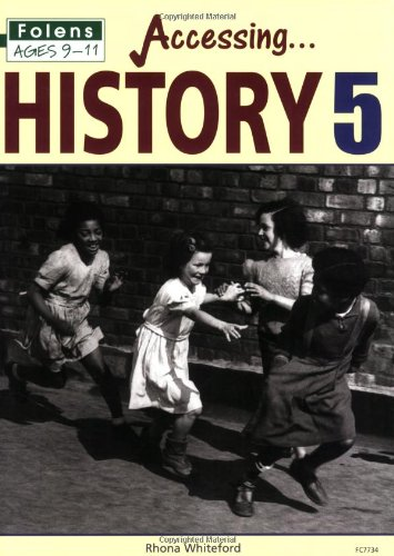 History By T. Whiteford