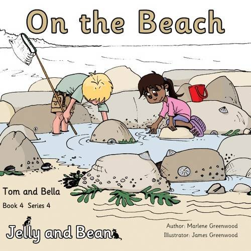 On the Beach By Marlene Greenwood