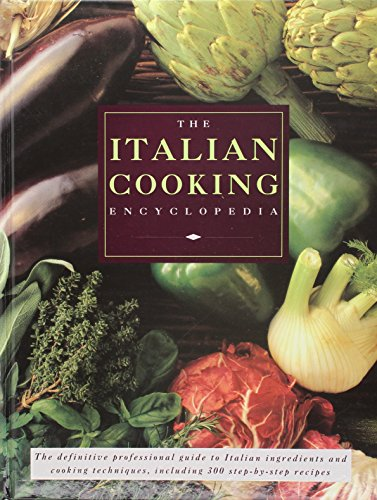 The Italian Cooking Encyclopedia by Carla Capalbo Book The Cheap Fast Free Post
