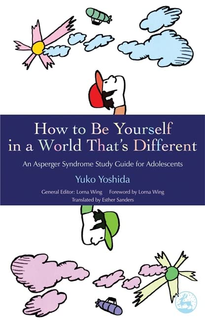 How to Be Yourself in a World That's Different By Yuko Yoshida