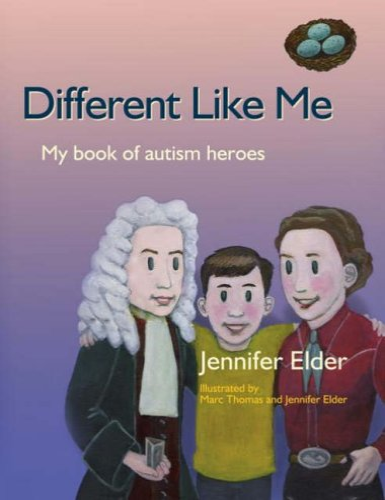 Different Like Me By Jennifer Elder