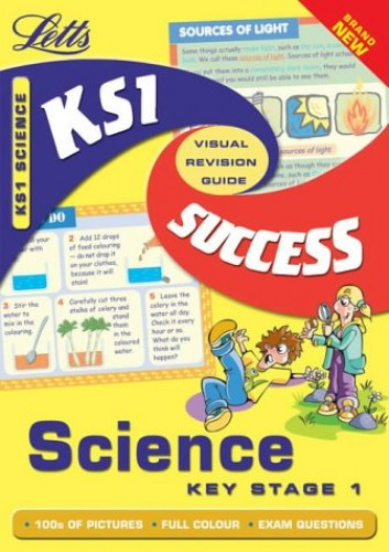 Key Stage 1 Science Success Guide By Lynn Huggins-Cooper