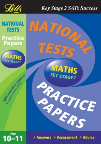 National Test Practice Papers 2003