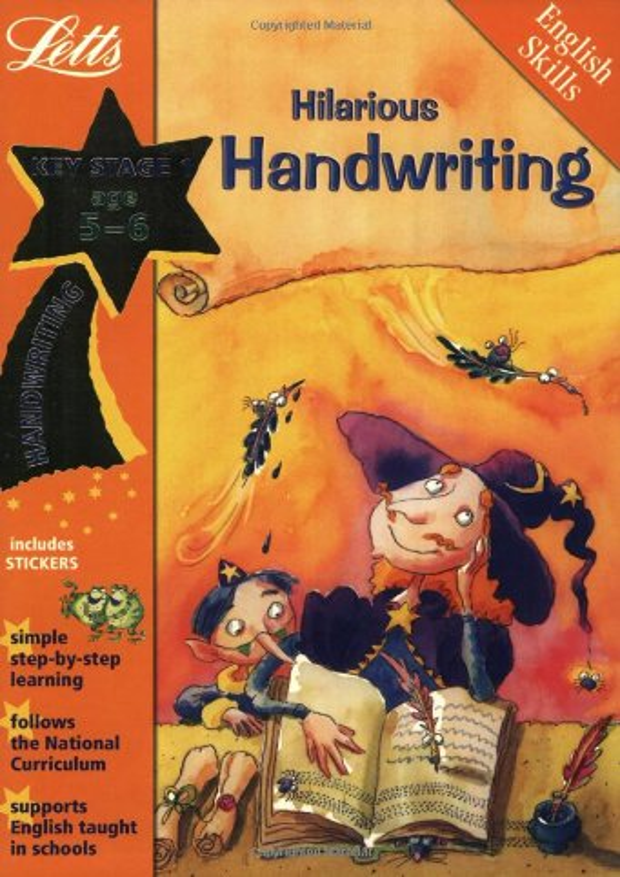 Magical Skills Handwriting (5-6) By Louis Fidge