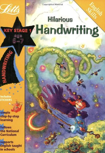Magical Skills Handwriting (6-7) By LETTS EDUCATIONAL