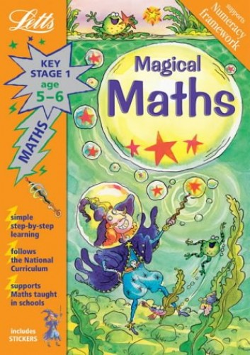 Magical Maths Age 5-6 By Barbara Ruben