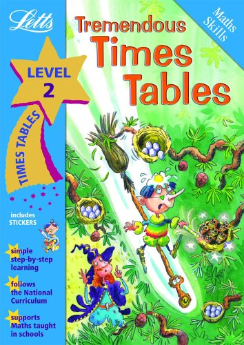 Tremendous Times Tables Level 2: Level 2: Magical Skills by