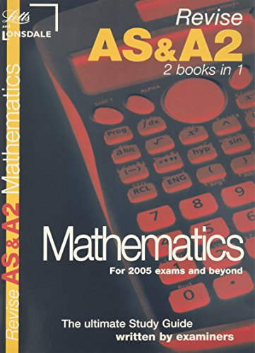 AS and A2 Mathematics: Study Guide by