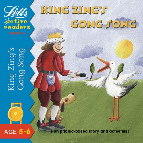 King Zing's Gong Song By Clive Gifford