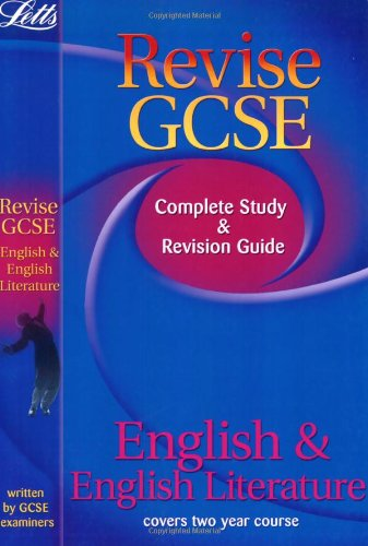 Revise GCSE English and English Literature By Educational Experts