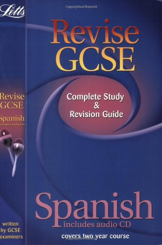 Revise GCSE Spanish by Dr T Murray, MD