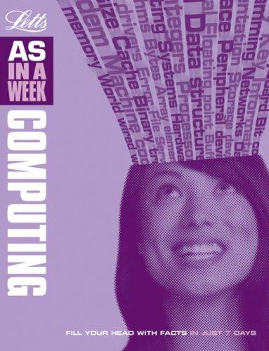 AS In a Week: Computing