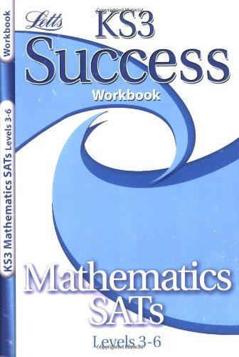 KS3 Success Workbook Maths Levels 3-6 by