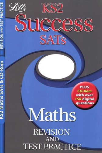 Success KS2 SATs Revise and Practice - Maths By Jason White