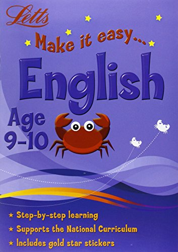 English Age 9-10 (Letts Make It Easy)