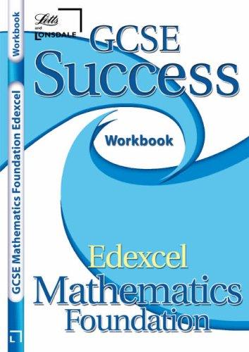 GCSE Success Edexcel Maths Foundation Workbook by