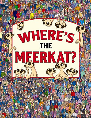 Where's the Meerkat? by Paul Moran