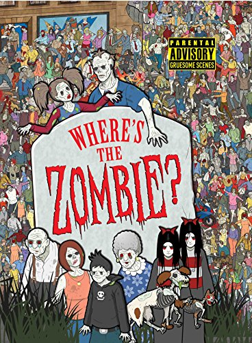 Where's the Zombie? by Paul Moran