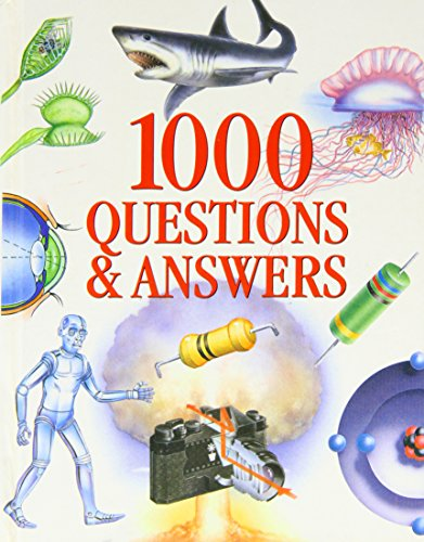 1000 Questions and Answers Handbook By Nicola Baxter