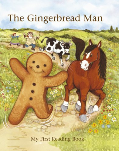 The Gingerbread Man (floor Book) By Janet Brown