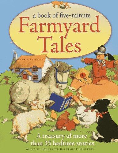 Five-minute Farmyard Tales By Nicola Baxter