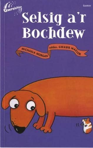 Cyfres Gwreichion: Selsig a'r Bochdew By Michaela Morgan