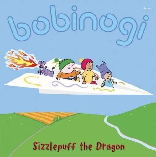 Sizzlepuff the Dragon by Ruth Morgan