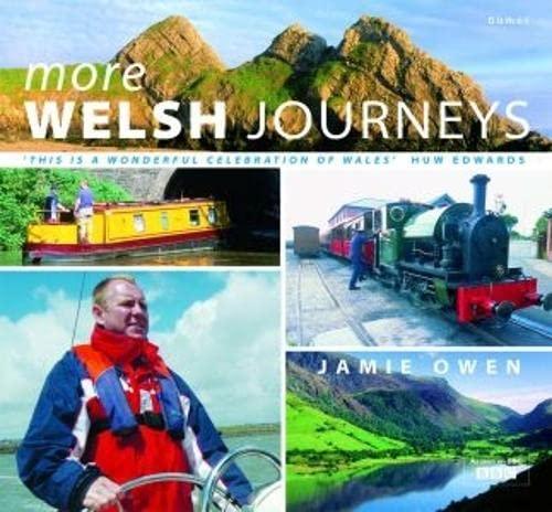 More Welsh Journeys By Jamie Owen