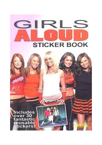 Girls Aloud Sticker Book