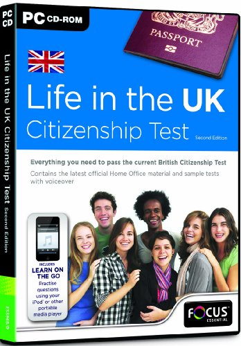 Life in the UK Citizenship Test  (ESS965) by