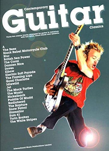 Contemporary Guitar Classics: (Guitar Tab) by