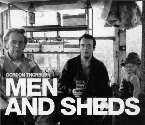 Men and Sheds by Gordon Thorburn