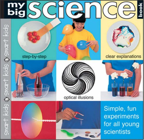 My Big Science Book By Simon Mugford