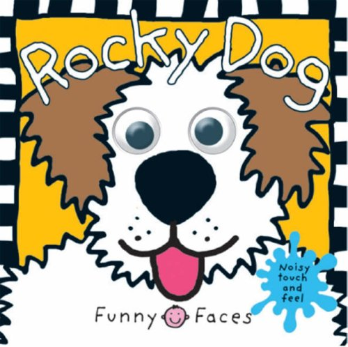 Funny Faces By Roger Priddy
