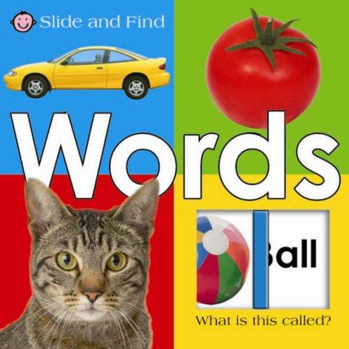 Slide and Find Words By Roger Priddy
