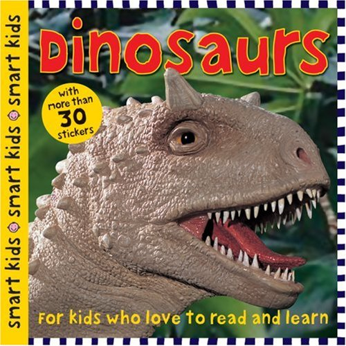 Dinosaurs By Roger Priddy