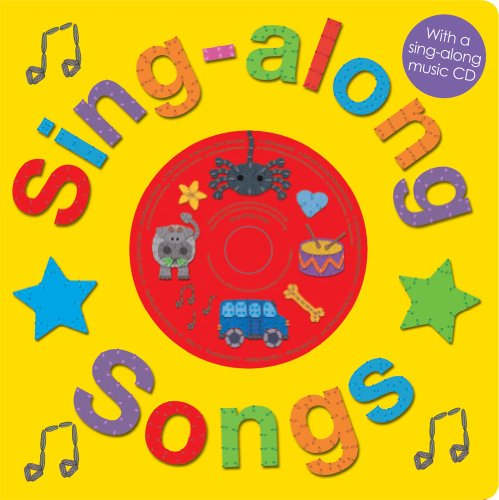 sing along songs sing along books by roger priddy used very good 1843328933 world of books. Black Bedroom Furniture Sets. Home Design Ideas
