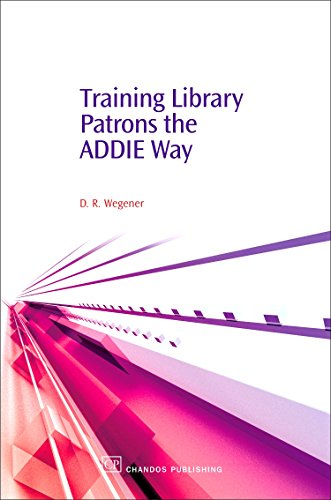Training Library Patrons the Addie Way By Debby Wegener (Temasek Polytechnic Library, Singapore)