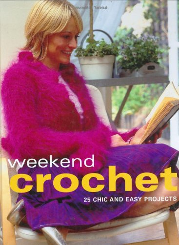 Weekend Crochet By Sue Whiting