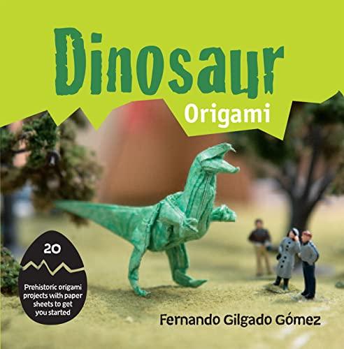 Dinogami By Fernando Gilgado Gomez