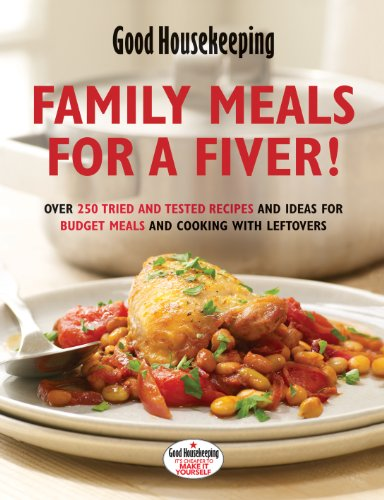 Family Meals for a Fiver! (Good Housekeeping) By Good Housekeeping Institute