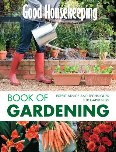 Good Housekeeping Book of Gardening By Good Housekeeping