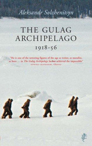The Gulag Archipelago [Abridged] (Harvill Press Editions) By Aleksandr Solzhenitsyn