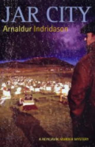 Jar City By Arnaldur Indridason