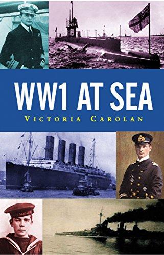 Ww1 At Sea By Victoria Carolan