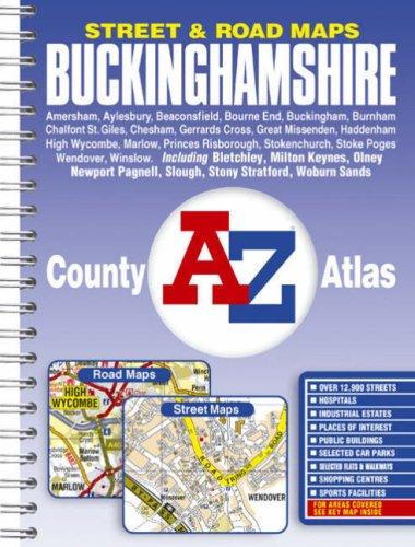 Buckinghamshire County Atlas