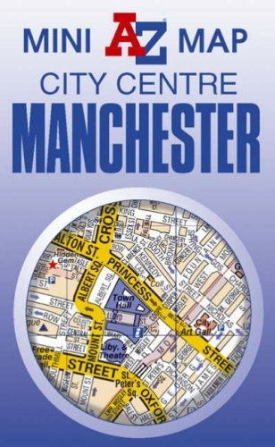 Manchester Mini Map by