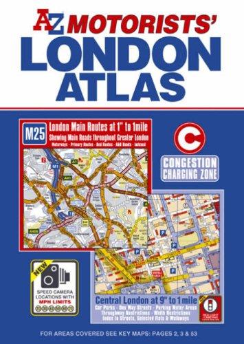 Motorists' London Atlas