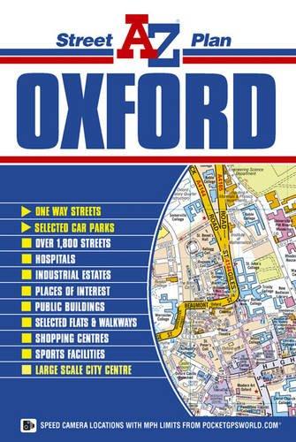 Oxford Street Plan By Geographers A-Z Map Co Ltd